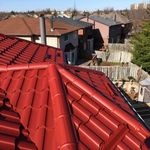 Monarchy Roofing Inc profile image.