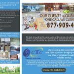 cTc Cleaning, LLC profile image.