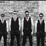 The Plectrums Wedding Band profile image.