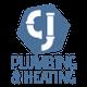 CJ Plumbing and Heating logo