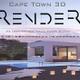 Cape Town 3D Renders logo