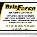 Baleforce Recycling Equipment profile image.