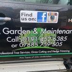 JK Garden Services profile image.