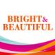 Bright & Beautiful Grays logo