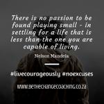 Be the Change Coaching profile image.