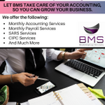 BMS Bookkeeping Services profile image.