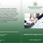 Chang & Associates CPAs ( KI Partners) profile image.