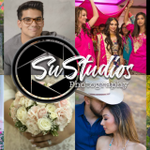 SuStudios Photography and Photo Booth profile image.