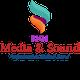 RNM Media and Sound logo