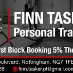Finn Tasker - Personal Training profile image.