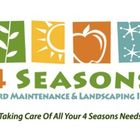 4 Seasons Yard Maintenance & Landscaping Inc. logo