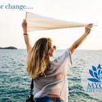 Myoho Studio Yoga & Life Coaching profile image.