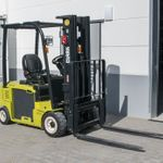 ALC Forklifts profile image.