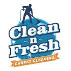 Clean N Fresh Carpet Cleaning logo