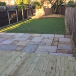 Greencare paving & landscaping profile image.