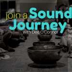 Dee O'Connor Sound and Energy therapy profile image.