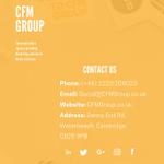 CFM Group profile image.