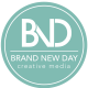 Brand New Day Film and Photography logo