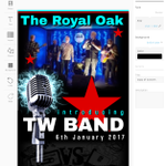 The TW Band profile image.
