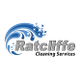 Ratcliffe cleaning  services logo
