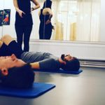 Josie Lindley Pilates profile image.