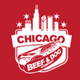 Chicago Beef and Dog Company logo