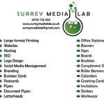 Surrey Media Lab Ltd profile image.