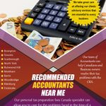 RC Financial Group - Tax Accountant Bookkeeping Toronto profile image.