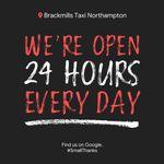 Brackmills Taxi Northampton profile image.