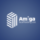 Amiga Scaffolding ltd logo