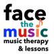 face the music logo