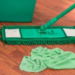 Green Revolution Eco Cleaning profile image.