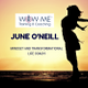 June O'Neill - Mindset and Transformation Life Coach logo