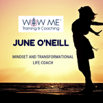 June O'Neill - Mindset and Transformation Life Coach profile image.
