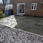 Chas lynch Landscapes and groundworks profile image.
