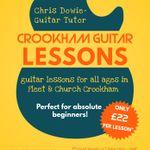 Crookham Guitar Lessons profile image.