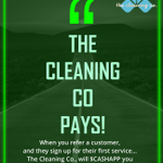 The Cleaning Co. profile image.
