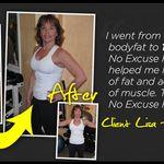 No Excuse Fitness profile image.