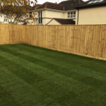L.O Landscaping & fencing profile image.