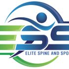Elite Spine and Sports logo