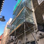A star london scaffolding profile image.
