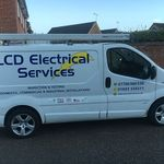 LCD Electrical Services profile image.