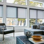 AKP Luxury Blinds and Shutters profile image.