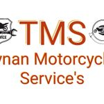 Tynan Motorcycle Service (TMS) profile image.