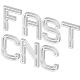 FAST CNC logo