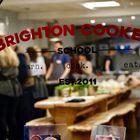 Brighton Cookery School logo