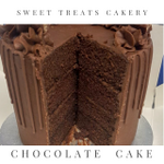 Sweet Treats Cakery profile image.