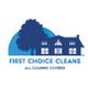 First Choice Cleans logo
