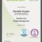 Danielle Dryden profile image.