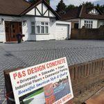 P&S design concrete profile image.